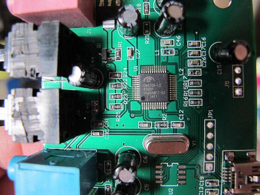 CM6206-LX Chipset