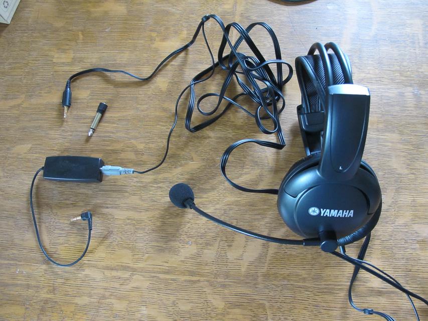 ham radio headset morsetutor